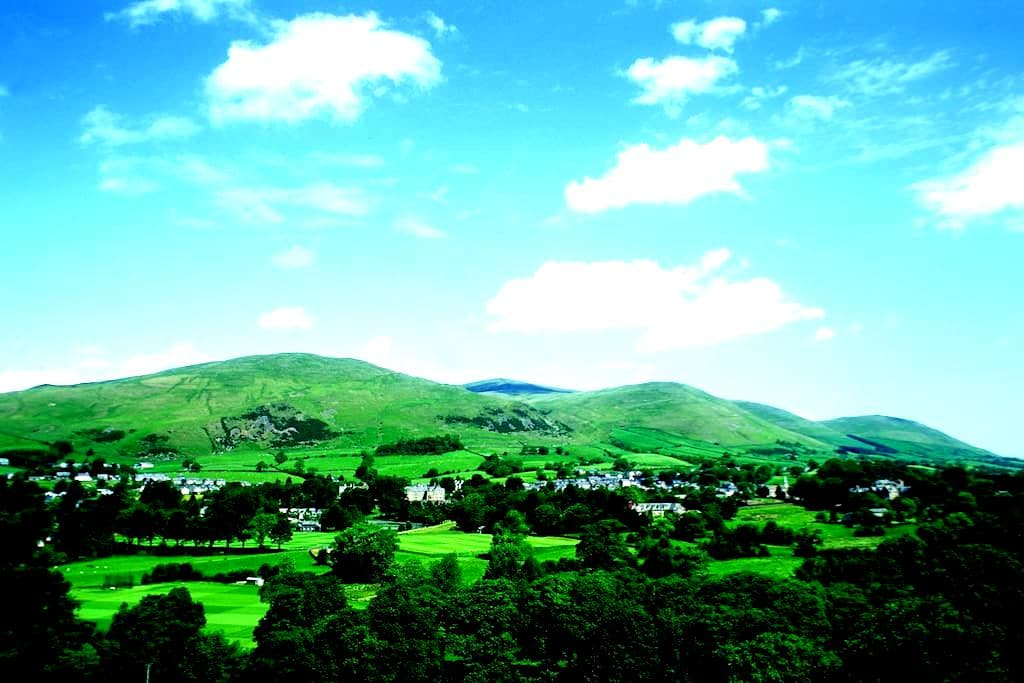 Double/Triple Room in Sedbergh, Yorkshire Dales - Sedbergh - Dom