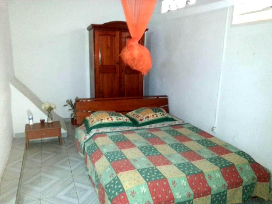 belle chambre 1 - Les Abymes - Bed & Breakfast