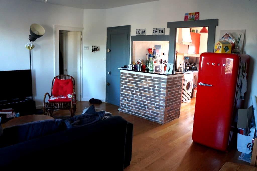 Chambre privée à Orléans - Orléans - Apartment