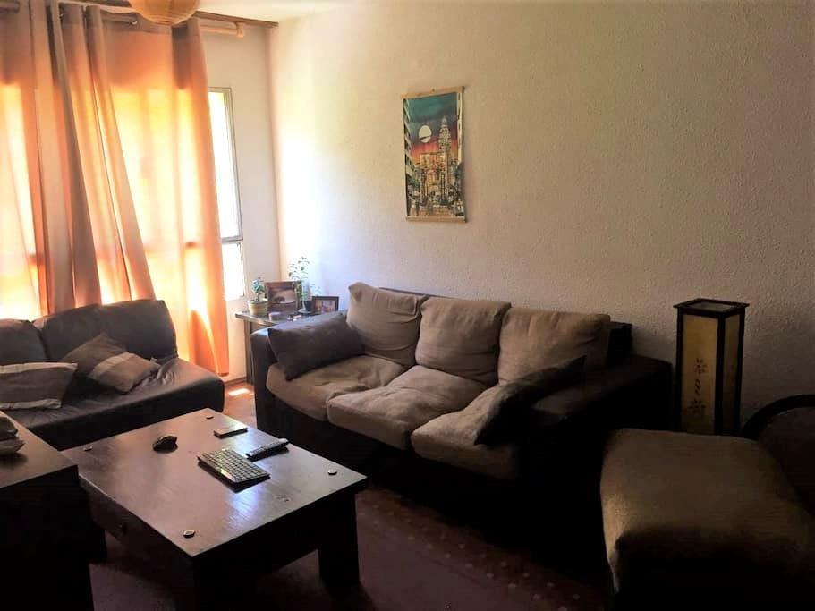 Hermosa habitación privada - Montevideo - Lejlighed