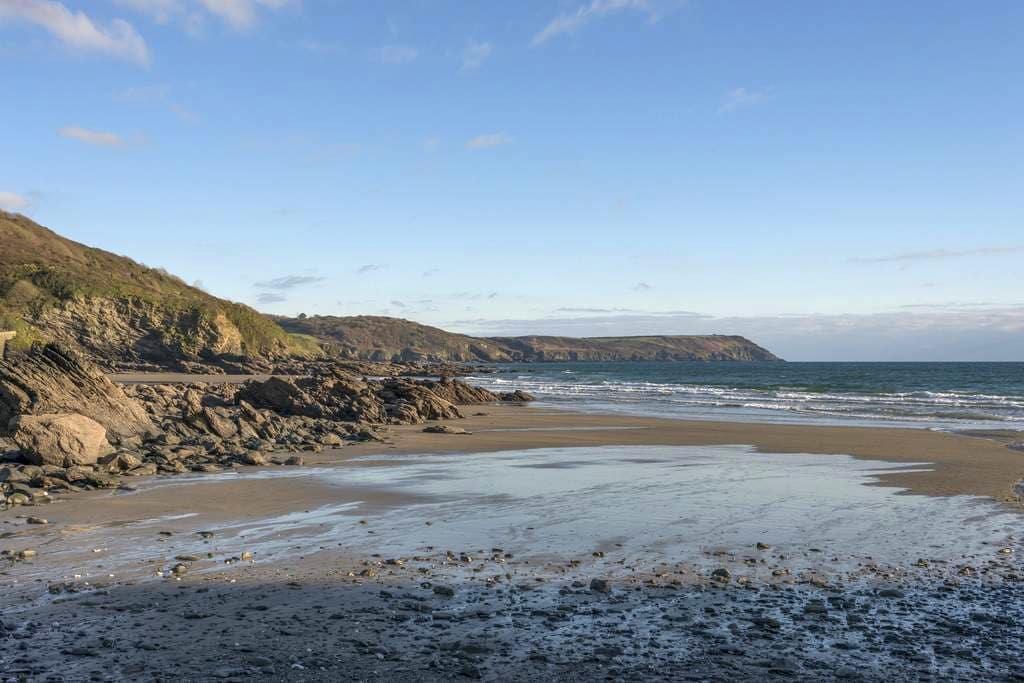 Cornish coastal cottage by peaceful beach - Portloe
