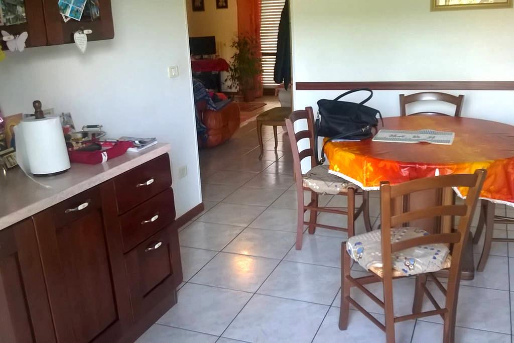 affittacamere  A UN PASSO DA MARE E MONTI - Serra San Quirico - Lakás