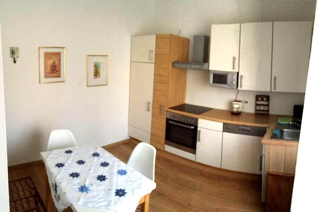 Wohnung mit Garten in Wien - Vienna
