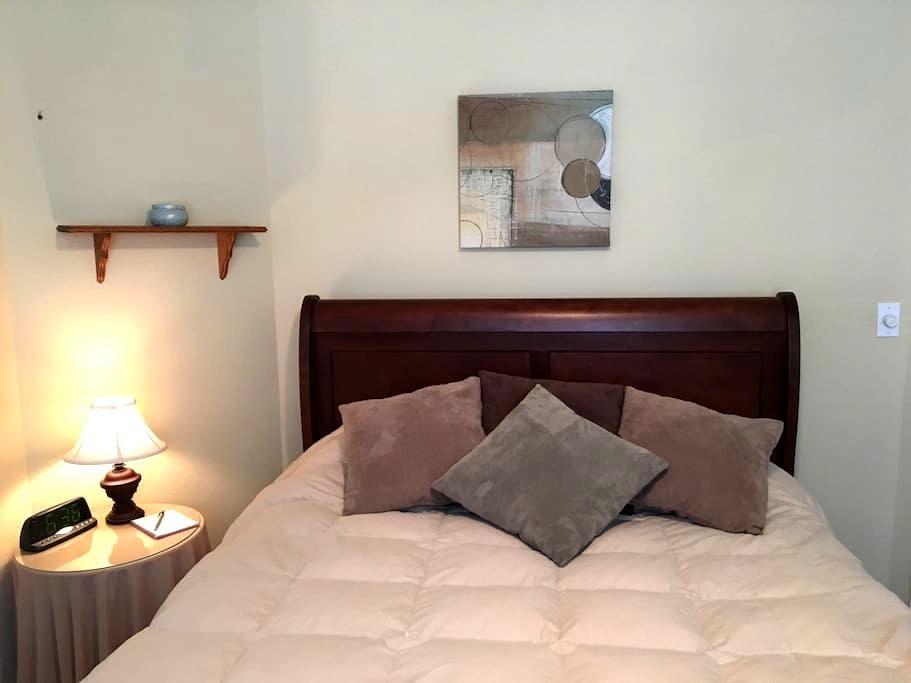 Cozy quiet 1 bedroom in NorthTacoma - Tacoma - Hus