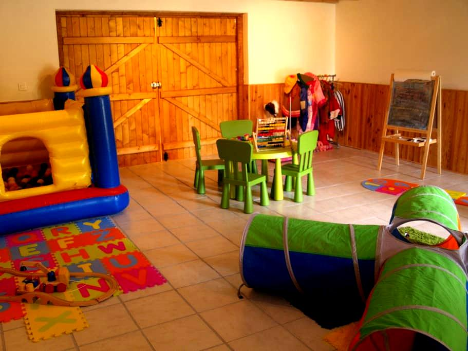 * Maison rurale pour les familles - Benassay - Rumah