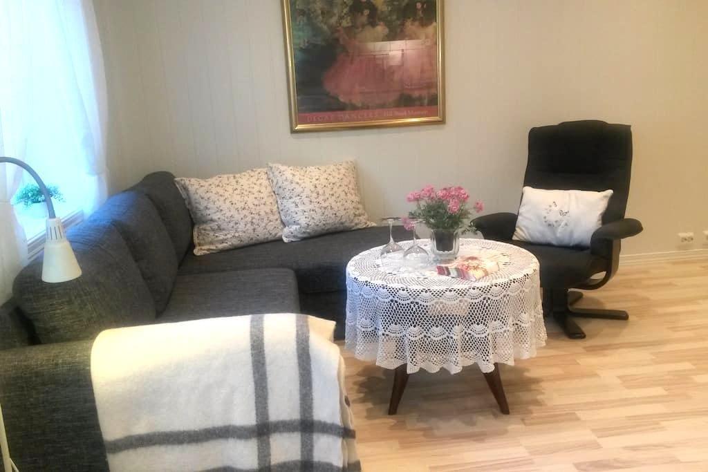 Egen leilighet i bolighus i Sannidal, rolig område - Kragerø - Departamento