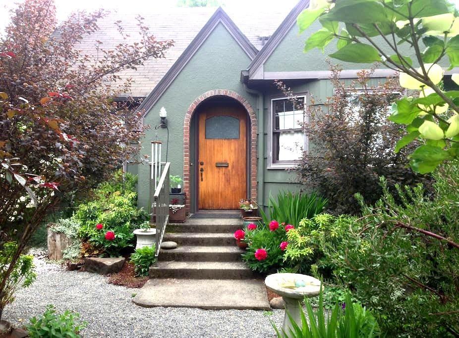 Private Sauna Studio on Hawthorne - Portland - Byt