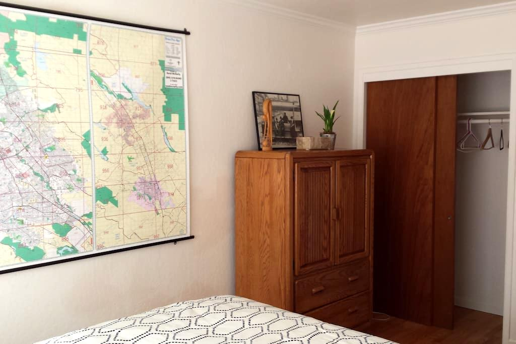 Stanford Area 2 Bedroom, Patio Unit - Menlo Park - Appartement