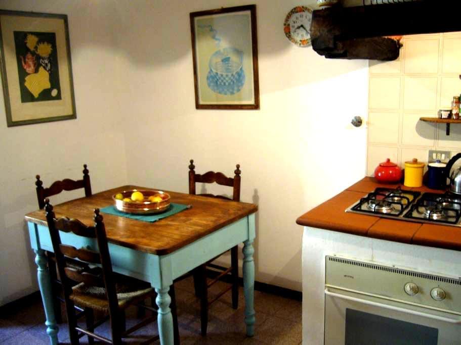 Accogliente casa nel Mugello - San Piero A Sieve - Wohnung