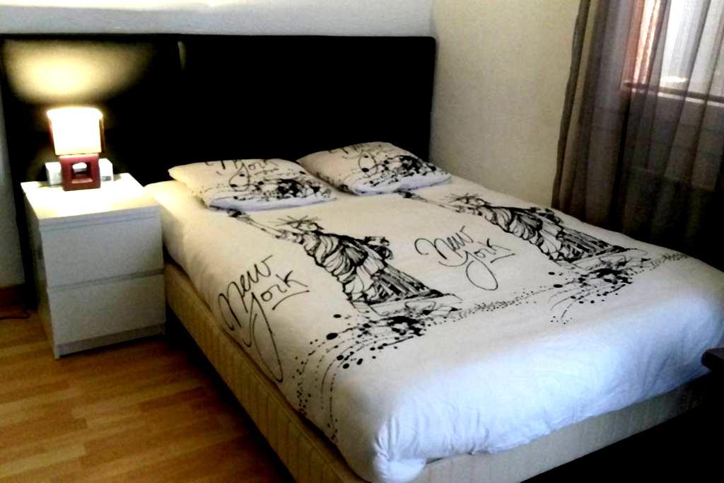 Chambre double dans Villa de charme (B&B) - Cannes - Villa