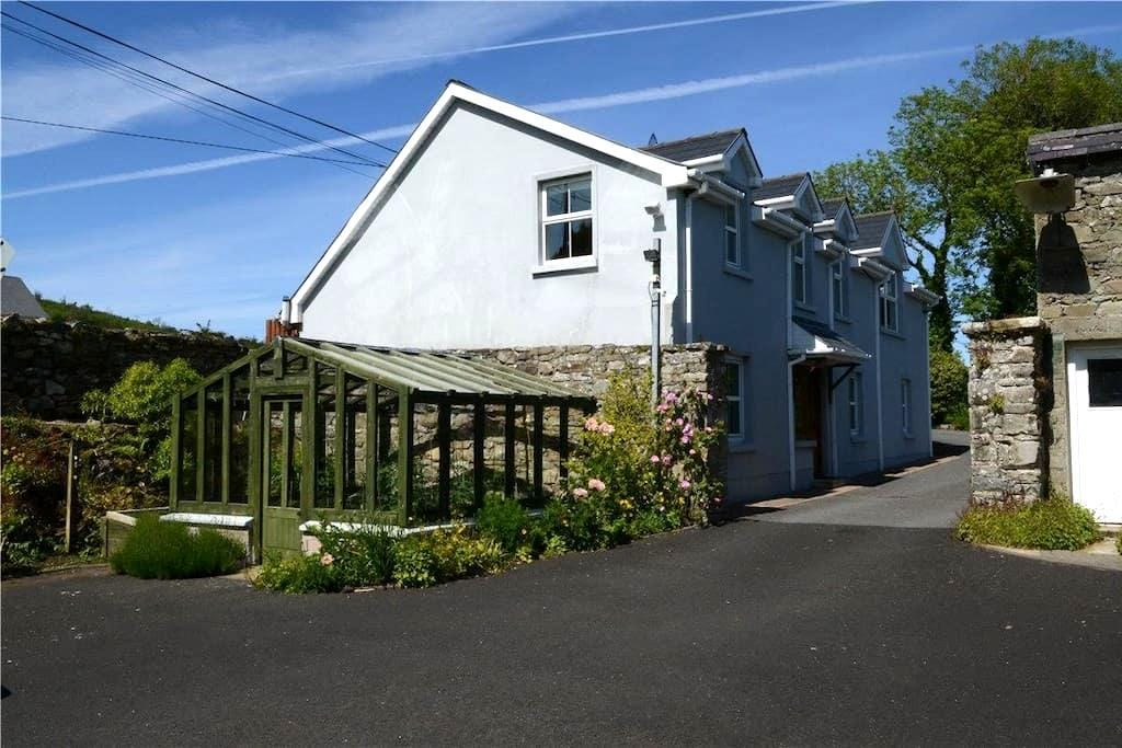Large House, Stunning Views & Private Beach Access - Rathmullan - House