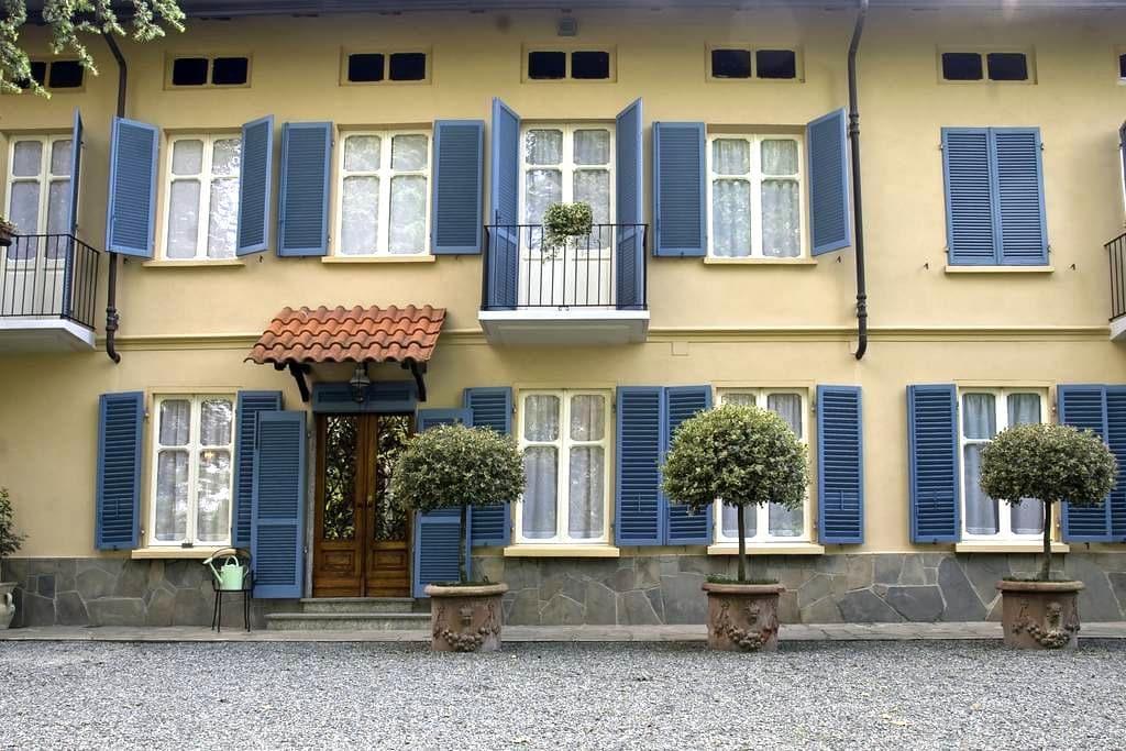 b&b  finestre sui canali near Turin - Cafasse