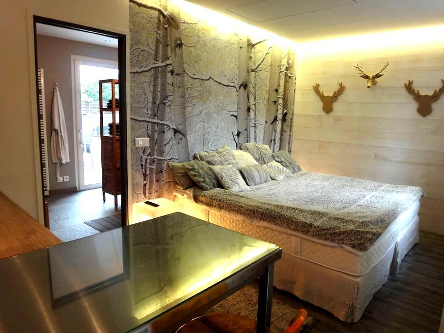 Studio de luxe avec Spa et Sauna - Croissy-sur-seine - Flat
