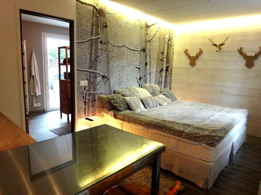 Studio de luxe avec Spa et Sauna - Croissy-sur-seine - Departamento