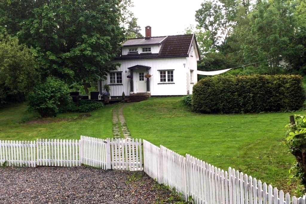 Beautiful and cozy house near Oslo - Nesoddtangen