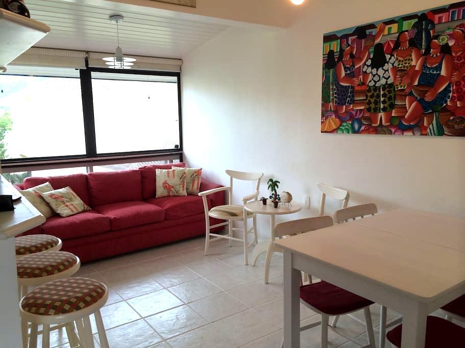 Apartamento aconchegante (Maresias) - São Sebastião
