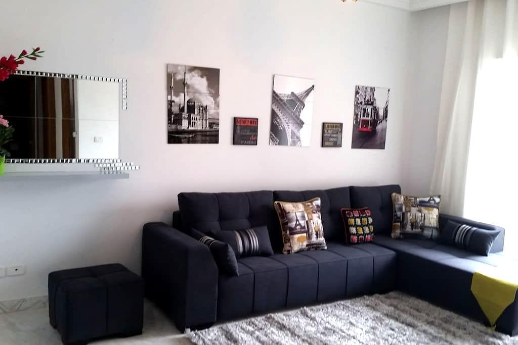 Stylish and Elegant Furnished Apartment in Lac 2 - Les Berges du Lac - Apartment