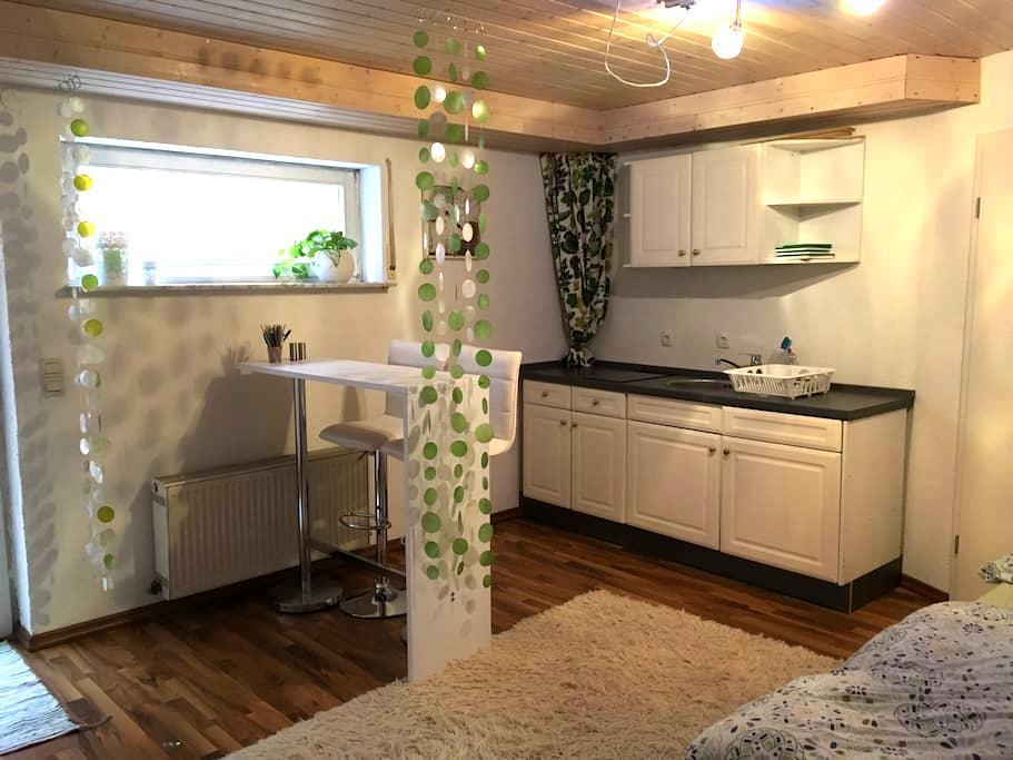 Ferienzimmer in einmaliger Lage - Walddorfhäslach - Haus