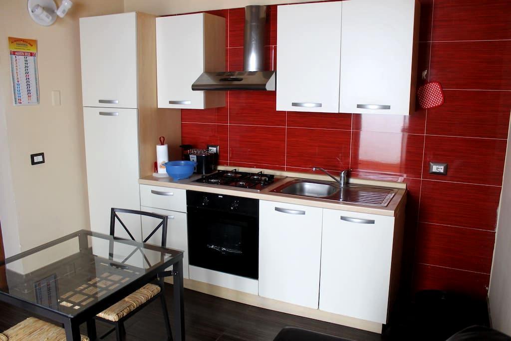 Red Orange Catania Ognina - Catânia - Apartamento
