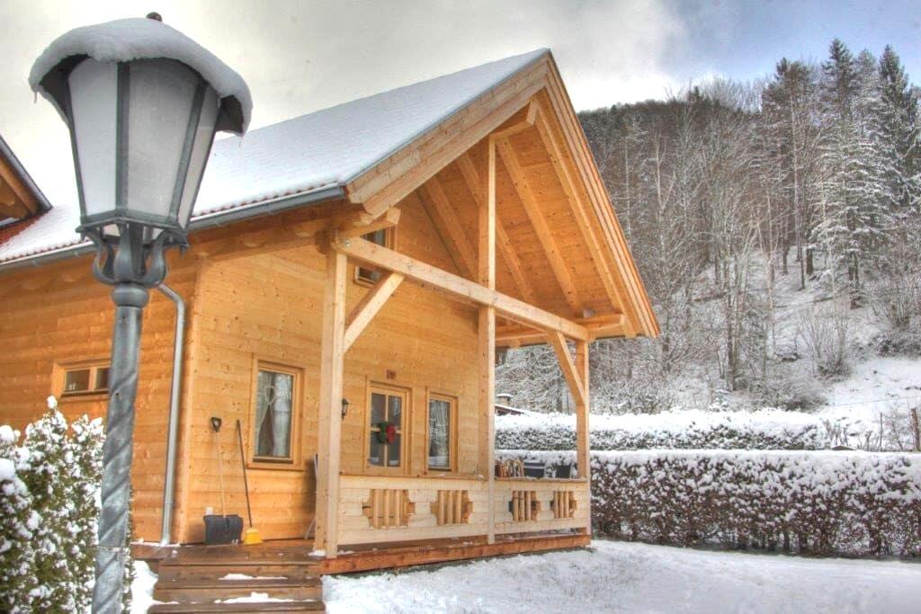 Mountain Inn Family Plus Chalet - Walchsee