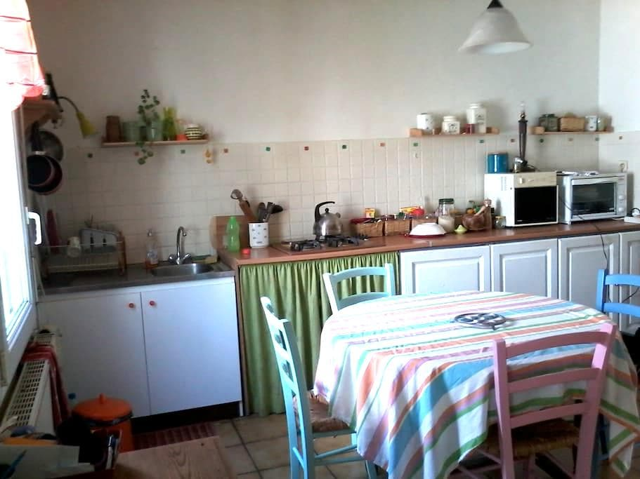 Petite maison chaleureuse. - Plourin-lès-Morlaix - Hus