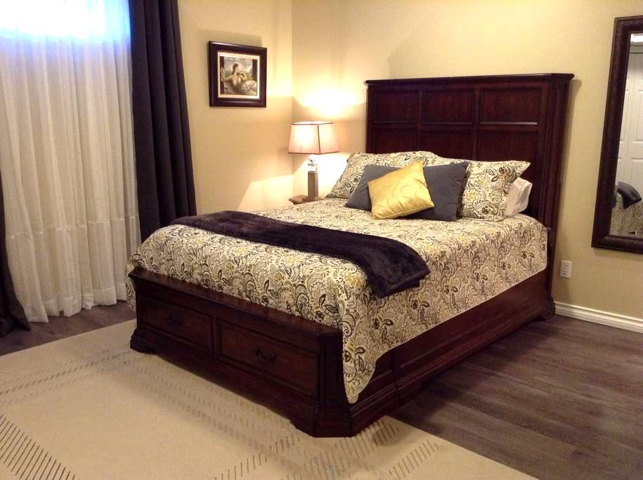 2 Room Cozy Suite & Private Access - Kelowna - House