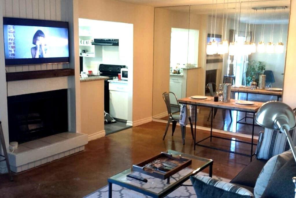 Dallas Designer Condo - Dallas - Apartament