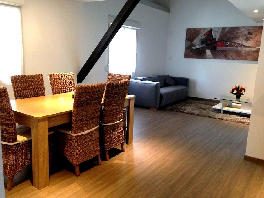 Gîte moderne 54m² près de Colmar - Oberhergheim - 公寓