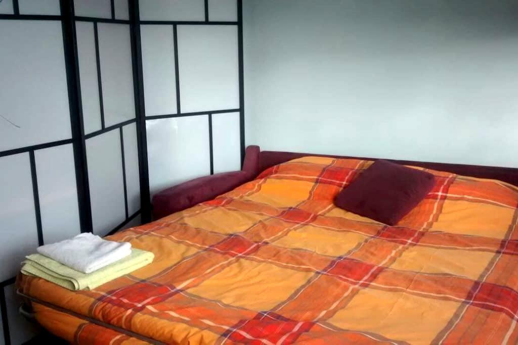 Room E - San Sebastián de los Reyes - B&B