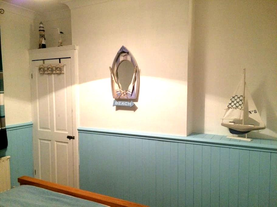 Double Bedroom, rear of house - Southend-on-Sea