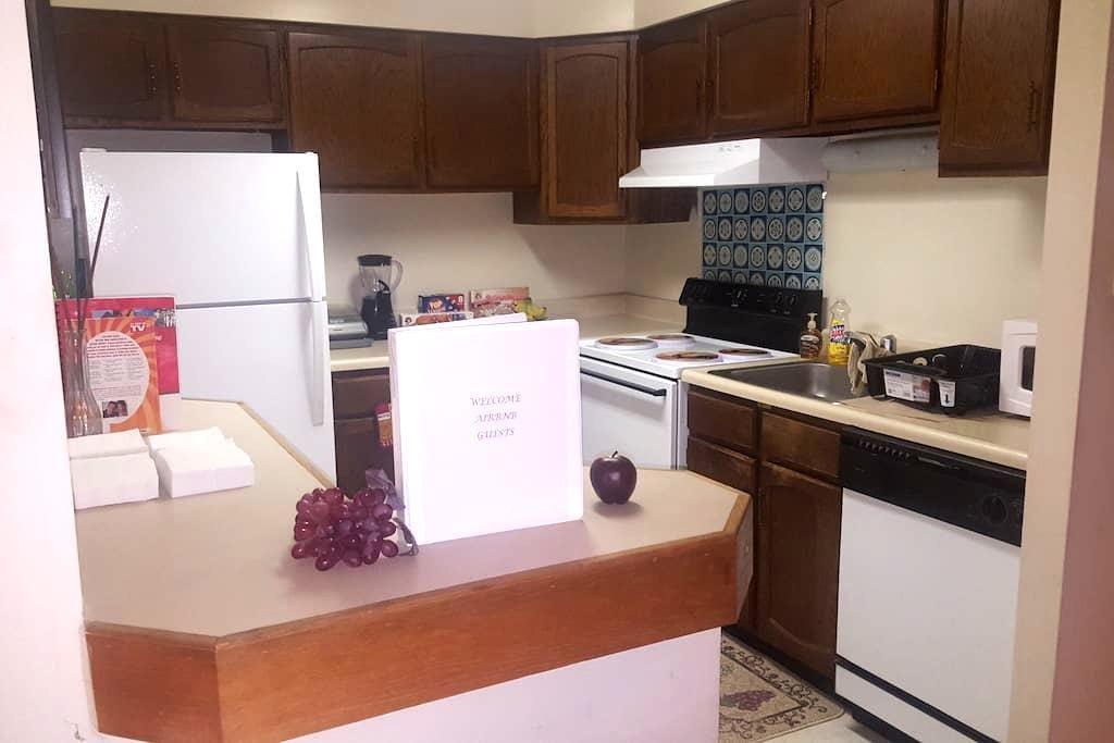 Spacious Safe Quiet 1 Bed/1 bath Apartment - Cockeysville - Wohnung