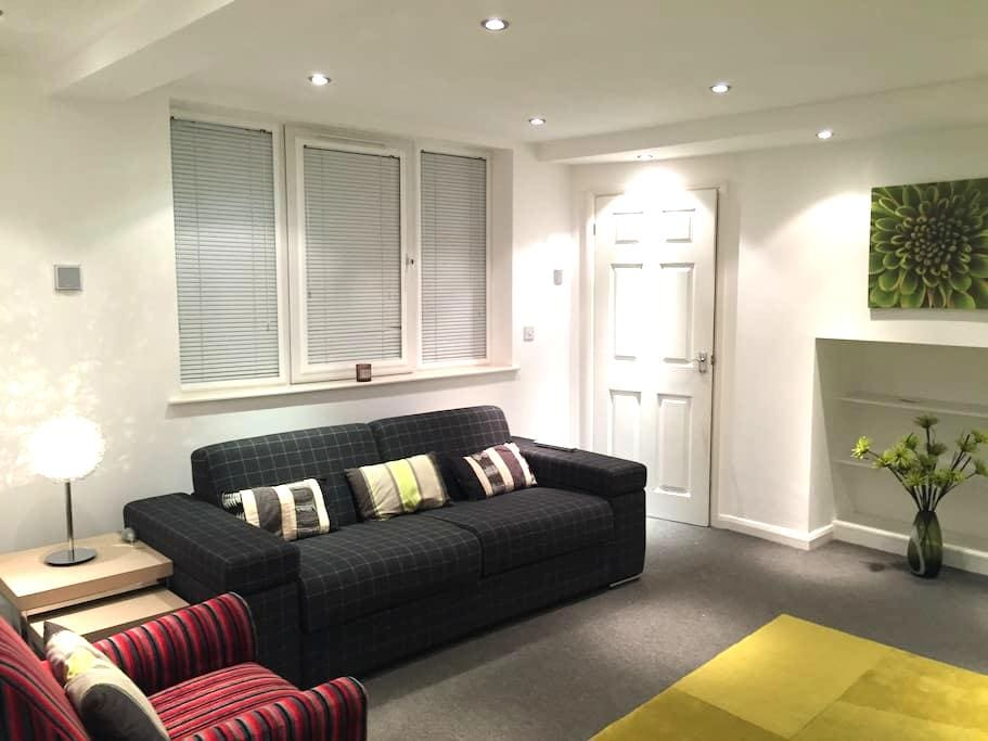 Self Contained Basement Studio - Leicester - Apartamento