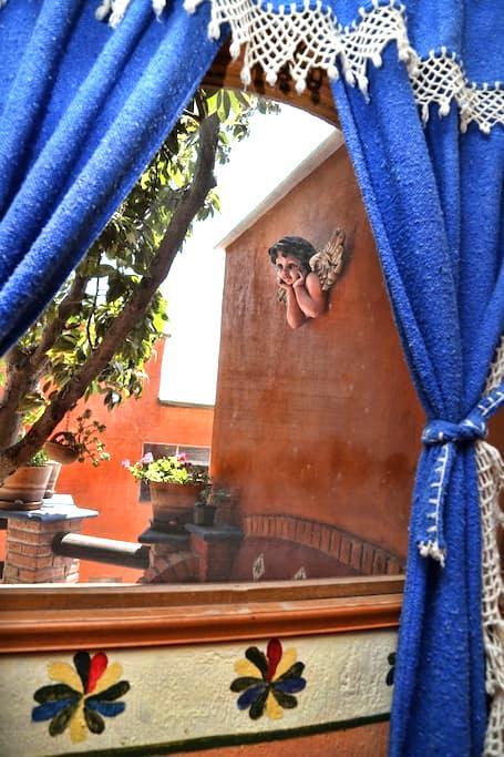 Colonial Matrimonial Hotel Feregrino - Bernal - Otros