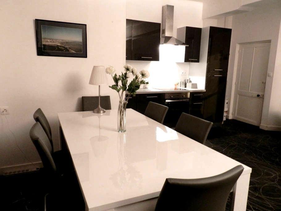 Appartement indépendant 2 chambres - Saint-Jean-d'Angély - 단독주택