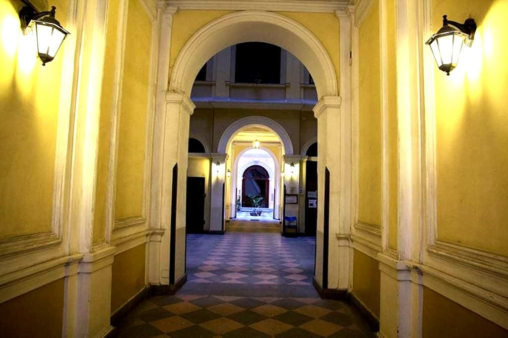Ampia camera matrimoniale. - Rome - Apartment