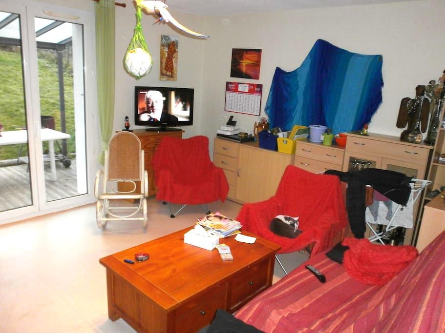 Petite maison au coeur de l'Aveyron - Baraqueville
