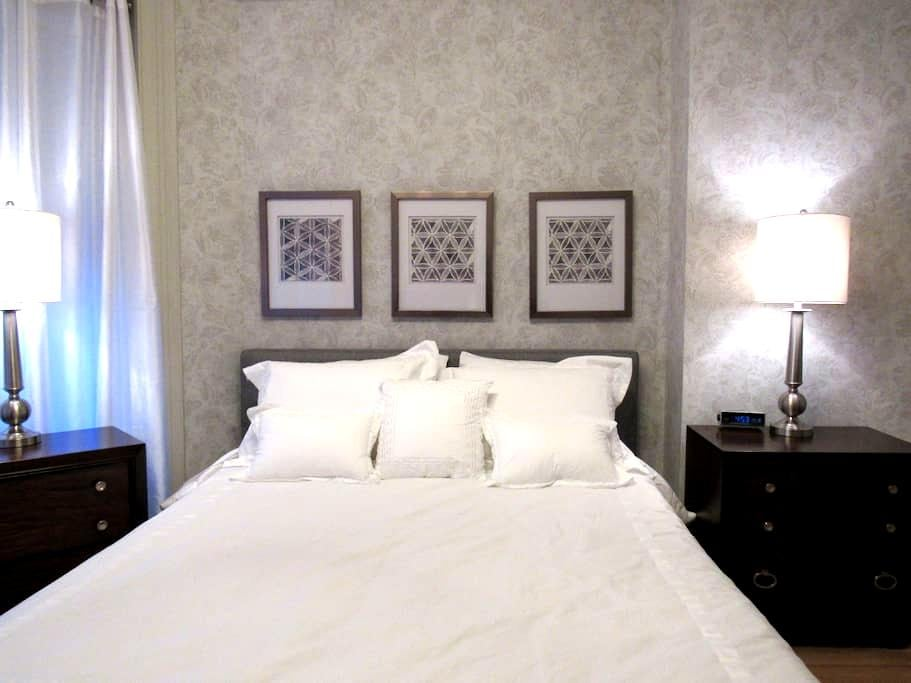 Family Suite at Washington Park Inn w/ PARKING - Albany - Hotel boutique
