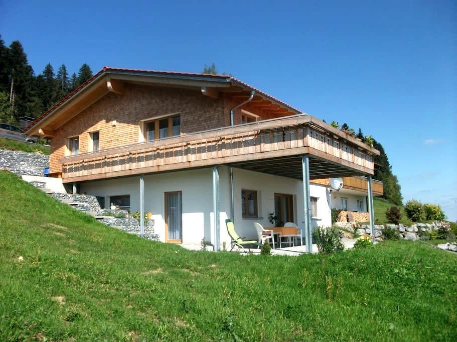 Ferienwohnung Haus Lenzhalde - Oberreute - Wohnung