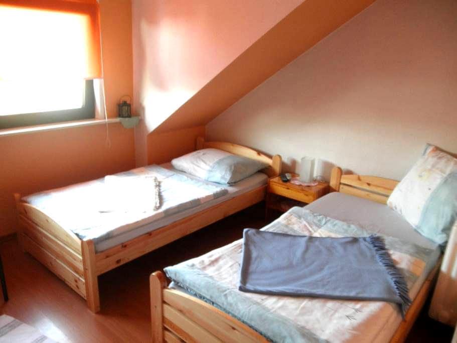 3-Zimmer Wohnung/Küche/Bad/Balkon - Hildesheim - Lejlighed