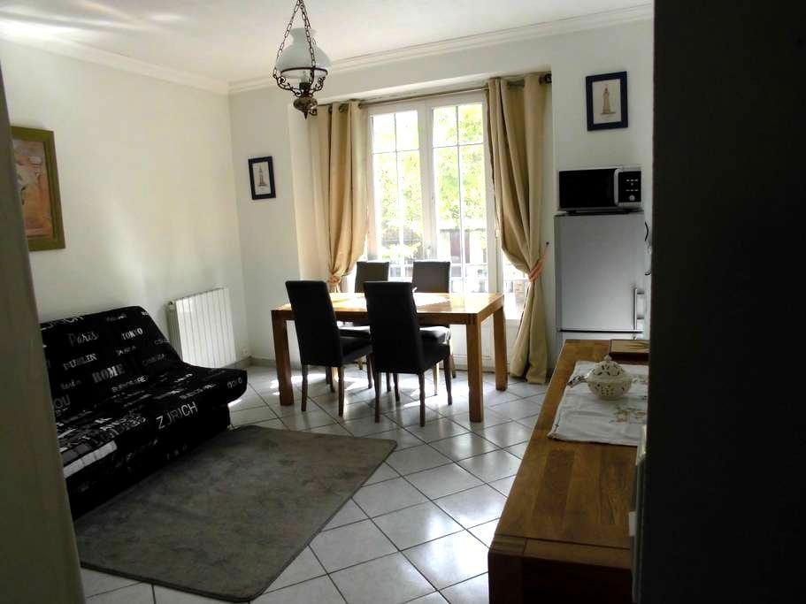 Bel Appartement proche plage et centre ville - Dieppe - Wohnung