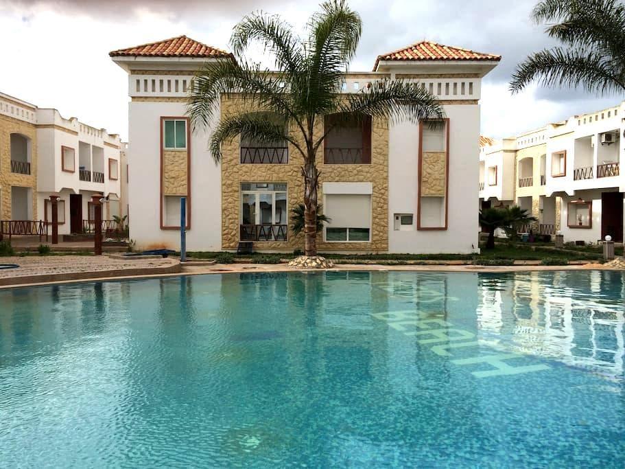Luxury apartment 300m from the sea - Sidi Bouzid