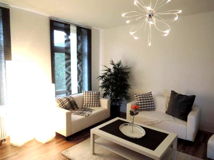 Ferienwohnung-Nichtraucher - Chemnitz - Appartement