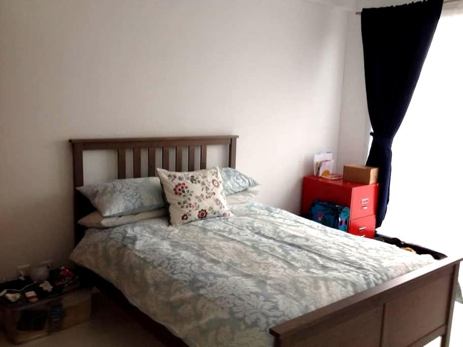 Bedroom in Vevey - Vevey - Leilighet
