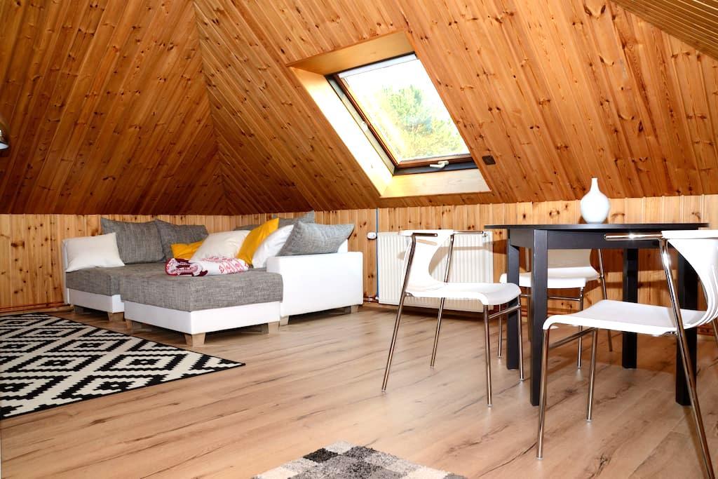 Schöne Zimmer inkl. Frühstück - Giesen - Bed & Breakfast