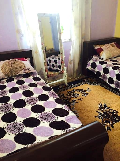 Beautiful and lovely room in Center of Bethlehem - Bethlehem - House
