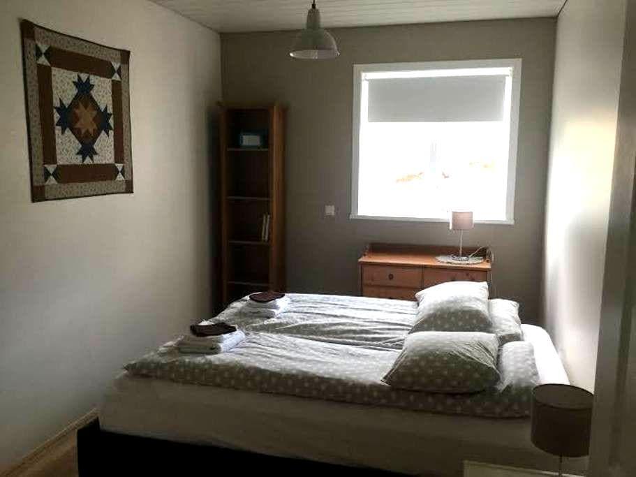 Nice private bedroom in the East. - Reyðarfjörður