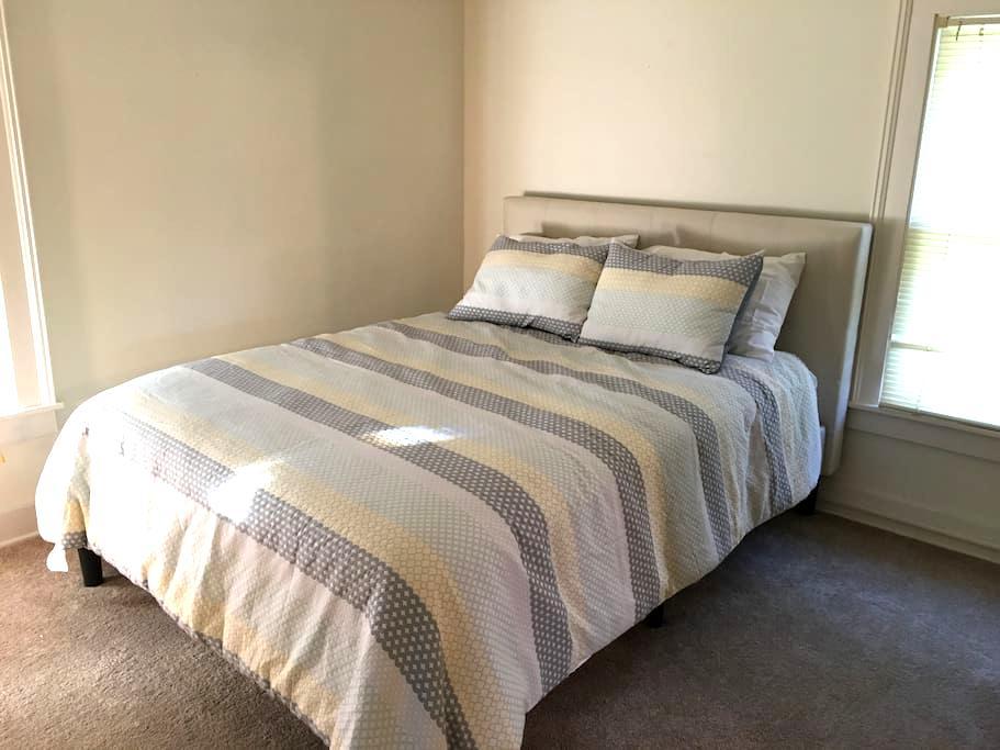 Private, quiet upstairs apartment - Ithaca - Apartment