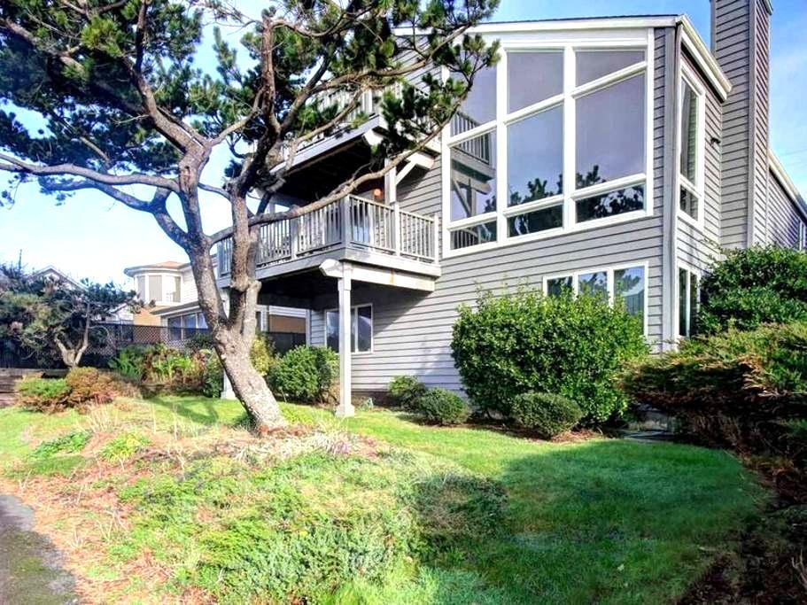 Pacific Tides - Cannon Beach - Casa