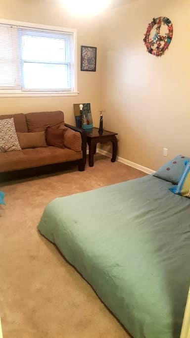 Cozy private room 2 - North Little Rock - Hus