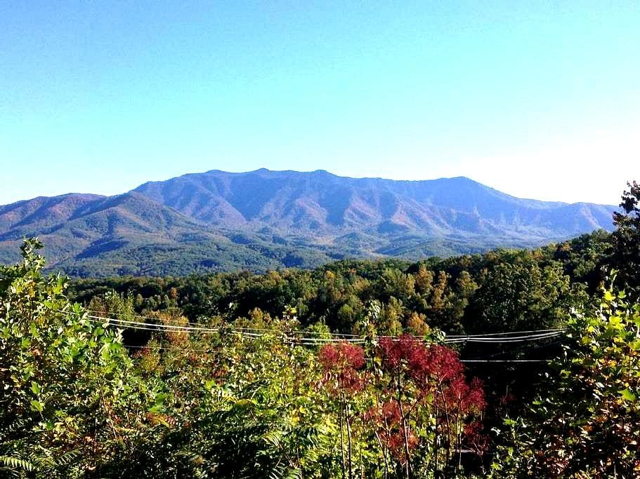 Privacy,Views,WI-FI,Hot Tub,Heart Jac.,Mtn Comfort - Gatlinburg - Chalet